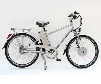 Bikes Canada Electric Bike vs