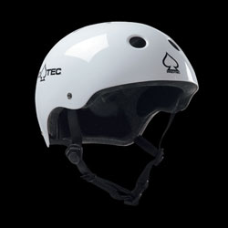 Protec Helmets at Scooter Underground - Victoria, BC, Canada