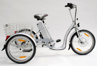 Electric Bikes 3 Wheelers Bikes Wheelers eZee Bike