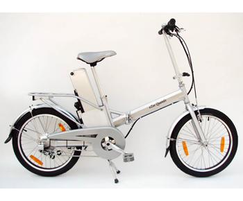 Electric Powered Bicycles