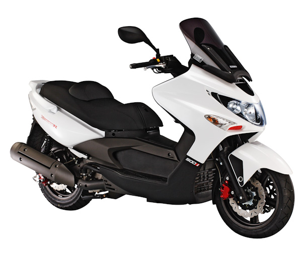 KYMCO xCiting 500 Ri - Maxi Scooter - Scooter Underground - Victoria ...